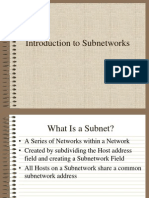 cdodge_Subnetworks