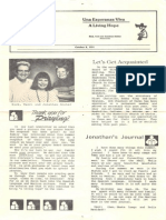 Absher Rick Terri 1991 Mexico