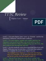 tttc review a b love true war story
