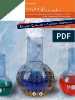 Equações Quimicas, Cinética, Transformações e Tipos de Reações.