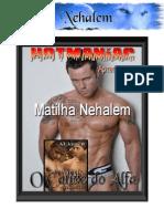 A. J. Jarrett - Série Nehalem Pack 01 - O Cativo Do Alfa
