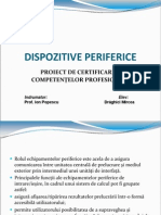 Dispozitive Periferice