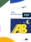 O ABC Do Direito Comunitário 2000