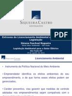 Dra. Simone Paschoal Nogueira - Legislação Ambiental 2011