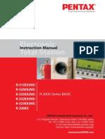 Manual Pentax r326x
