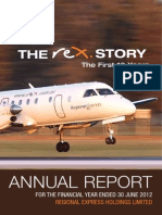airline reservation and new financial year reporting