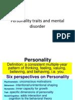 Personality Traits and Mental Disorder_psikosomatik_untad_2012