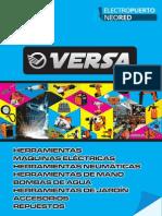 Catalogo Versa - Electropuerto