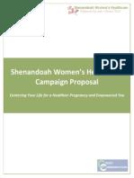 final credo communication campaign plan