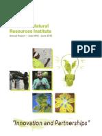 CANARI Annual Report 2013