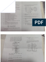 Design for manufacturing assembly question paper