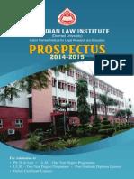 1 year LLM Prospectus