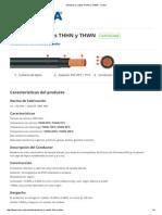Alambres y Cables THHN y THWN - Covisa
