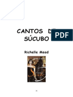 Cancion de Sucubo -01-Richele_Mead