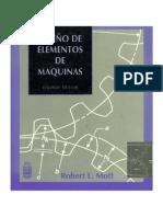 Diseño de Elementos de Maquinas - Mott