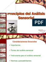Análisis Sensorial