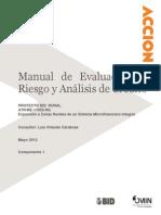 Manual Evaluacion Riesgo y Analisis Credito