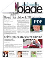 Washingtonblade.com, Volume 45, Issue 19, May 9, 2014