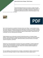 01/05/14 Diarioax Comparten Municipios Estrategias de Lucha Contra El Dengue