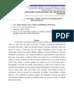 Proposta Do Seminário de Justiça Juvenil FLORIPA