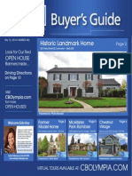 Coldwell Banker Olympia Real Estate Buyers Guide May 10th 2014
