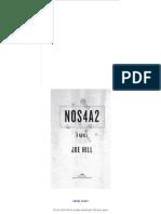 Joe Hill's NOS4A2