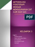 Aplikasi Metode FT Zat Cair Dan Gas