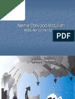 Dawood Abdullah