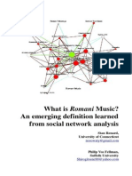 What is Romani Music