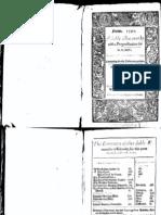 Frende Gabriel-Frende 1595 a Doble Almanacke With-STC-445-948 05-p1to24
