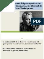 La Construcción Del Protagonista en Hamlet CLASE