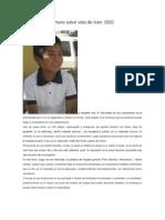 02/05/14 diariomarca Diagnóstico oportuno salvó vida de Iván