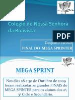 Mega Sprint