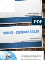 Wimax - 802.16 Expo