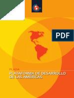 Plataforma de Desarrollo de Las Américas (1)