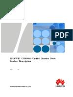 1. USN9810 V900R011 Product Description
