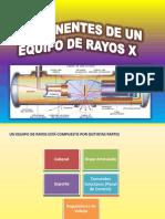Componentes Del Equipo de Rayos X