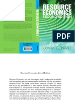 Resource Economics - Conrad, Jon