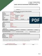 Ejemplo Formulario Declaracion Jurada Ley 5033 13