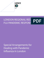 020. London-flu-planV4 Pandemic Response Team