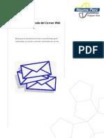 Manual de Ayuda Del Correo Web