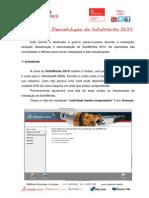 Instalação SolidWorks 2014