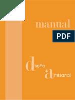 Manual Diseno Artesanales