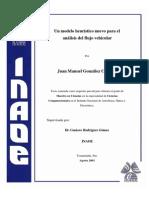 Modelo Heuristico Para Analisis de Flujo Vehicular