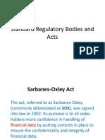 Standard Regulatory Act