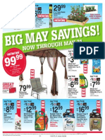 Seright's Ace Hardware May 2014 Red Hot Buys