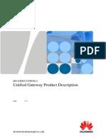 2. UGW9811 V900R009 Product Description