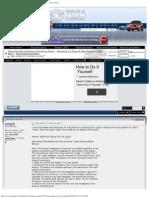 Raise Engine to Remove Y-pipe _ - Taurus Car Club of America _ Ford Taurus F
