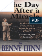 The Day After a Miracle - Hinn
