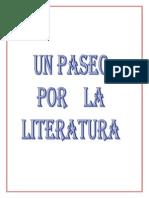 un paseo por la literatura